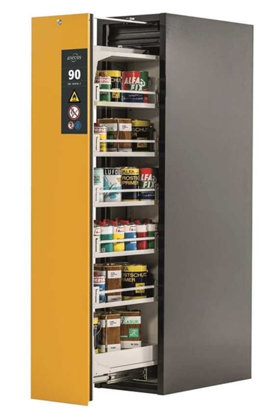 Safety Cabinets asecos