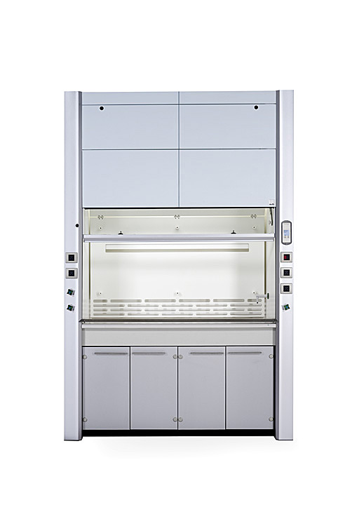 Chemical fume hood – view from the front