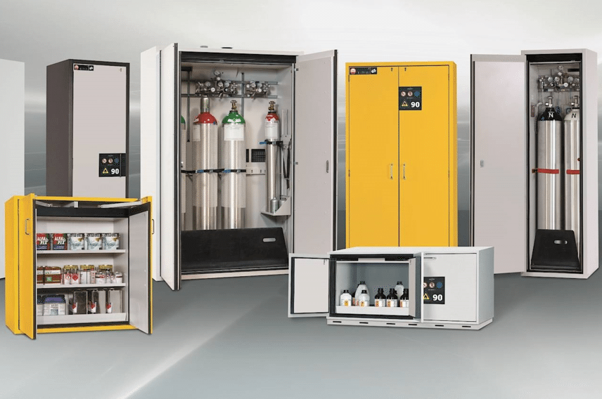 About European standard safety cabinets