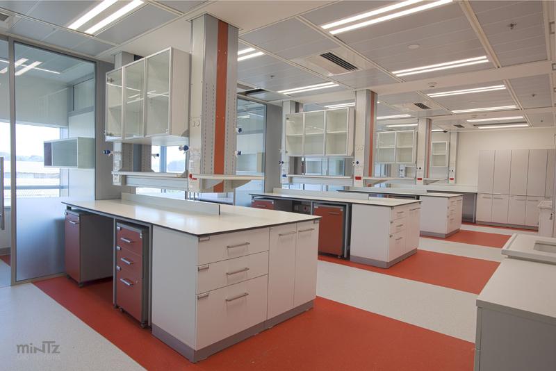 חלל המעבדה